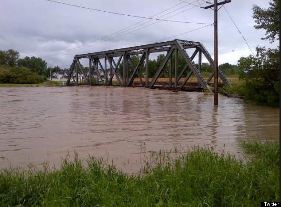 southern alberta flooding