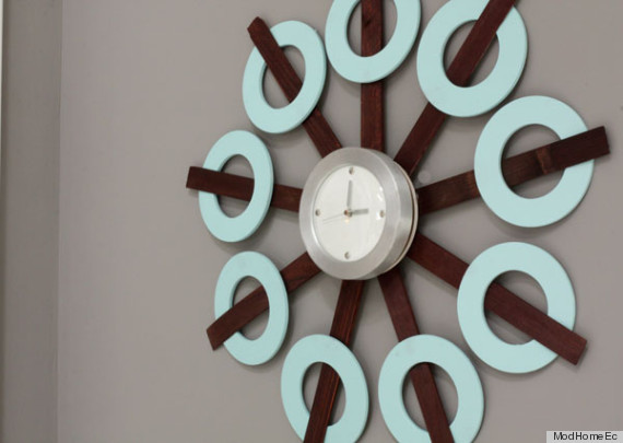 7 Clock Ideas That Will Add A Touch Of Diy To Any Space