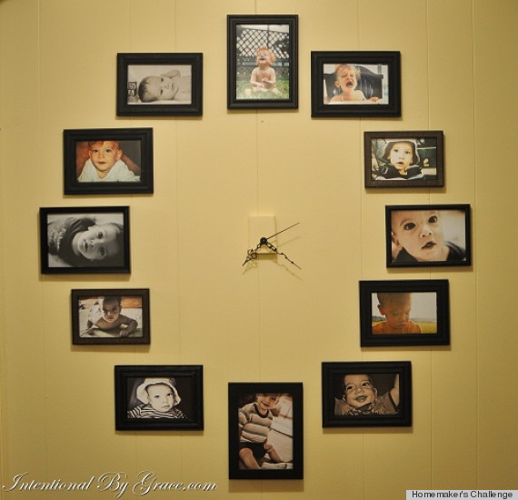7 Clock Ideas That Will Add A Touch Of DIY To Any Space (PHOTOS ...