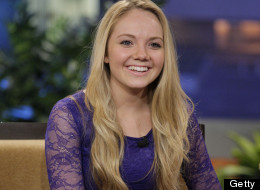 Danielle Bradberry http://www.huffingtonpost.com/2013/06/20/danielle-bradbery-big-machine-records-the-voice-taylor-swift_n_3473252.html