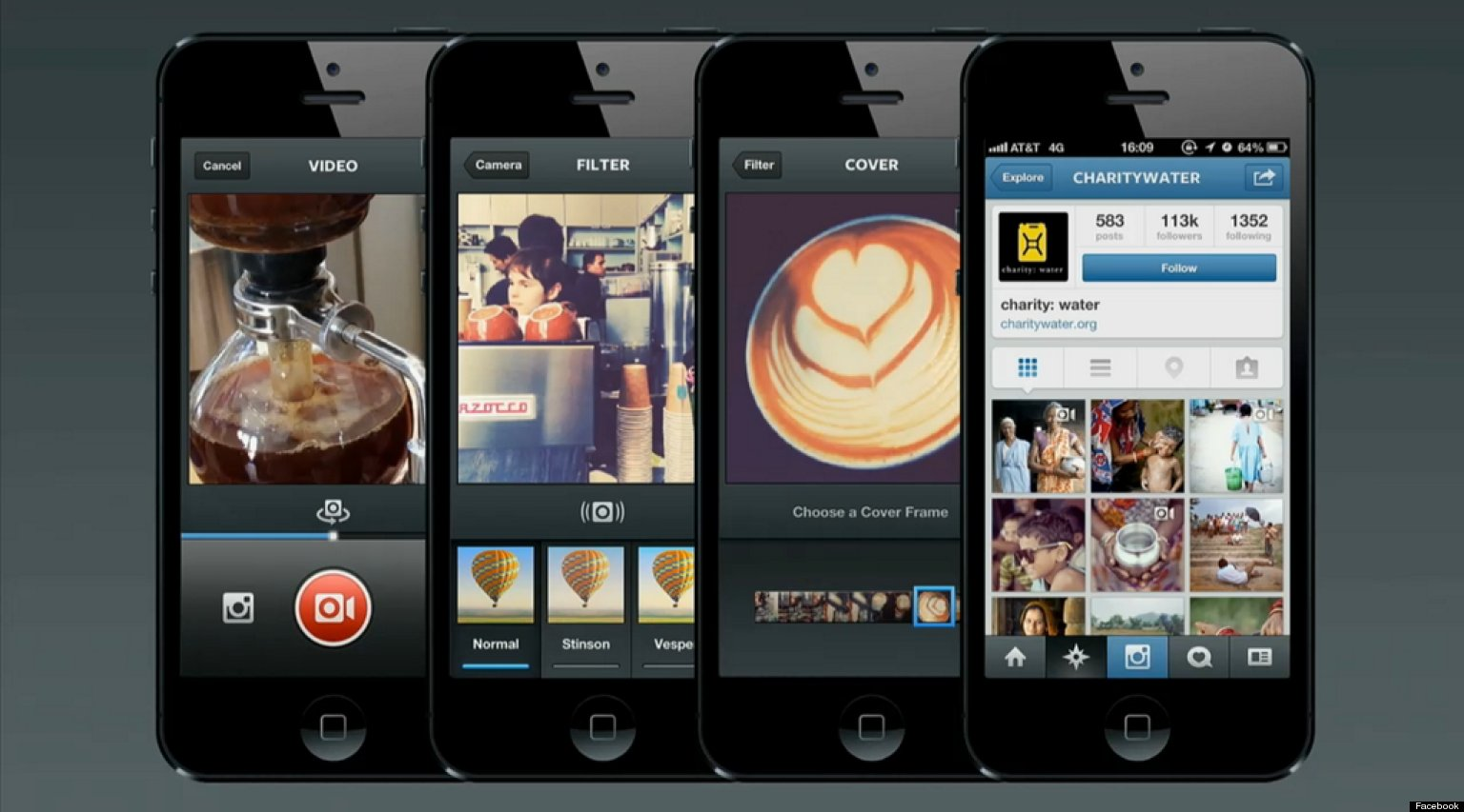 Video On Instagram: Facebook Adds 15-Second Videos To