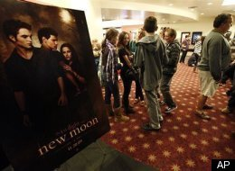 New Moon Opening Night