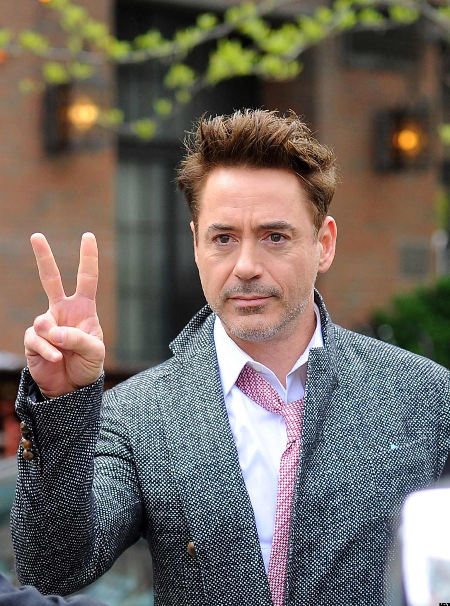 Robert Downey Jr. In 'Avengers 2' & '3': Iron Man Signs With Marvel ... Robert Downey