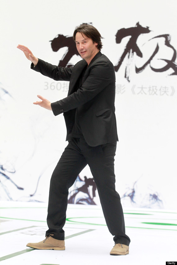 Keanu Reeves Tai Chi: An Excellent Martial Arts Adventure (PHOTOS)