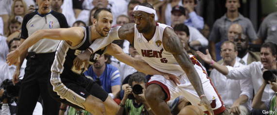 heat spurs final nba 2013
