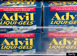 Advil Products For Children And Infants Recalled