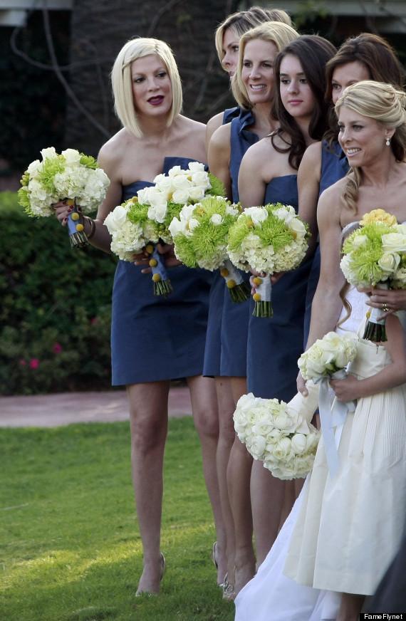 celebrity bridesmaids lady gaga jessica simpson and more