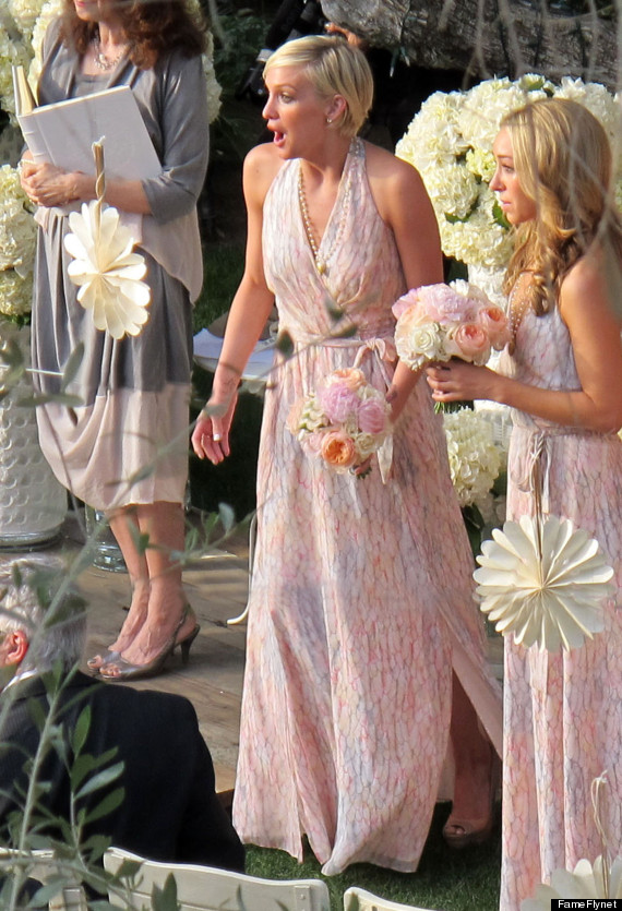 Celebrity Bridesmaids Lady Gaga Jessica Simpson And More PHOTOS