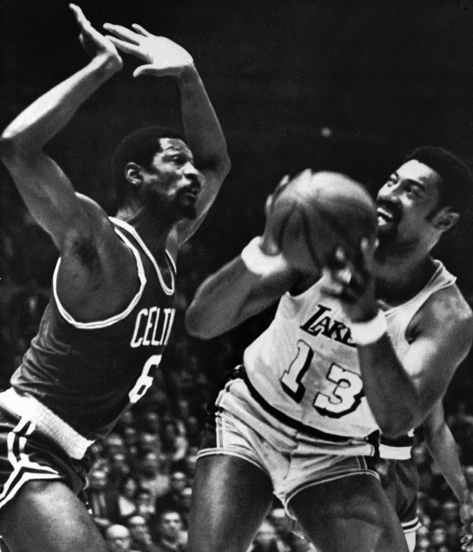 NBA Finals Game 7 History: Bill Russell Tops List Of ...
