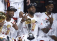 Heat Win NBA Championship With 95-88 Win Over Spurs In 2013 Finals Game 7 (VIDEO/PHOTOS)