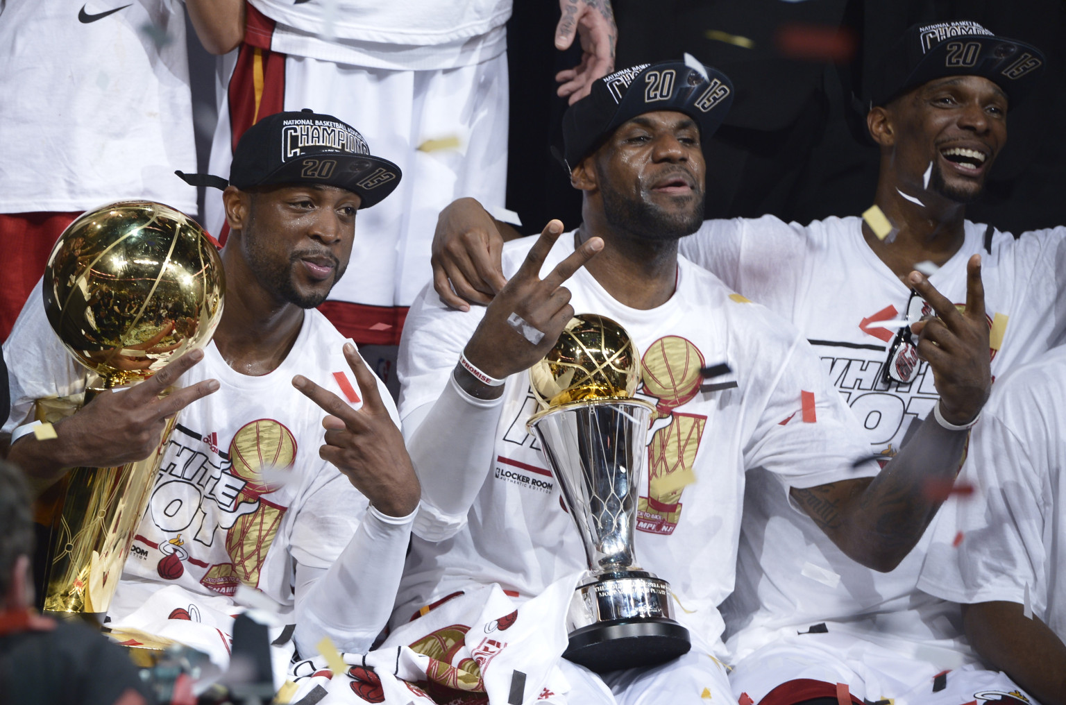 Heat Win NBA Championship With 95-88 Win Over Spurs In ...