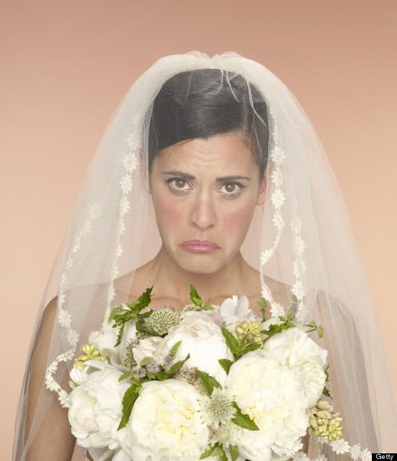 O unhappy bride 570