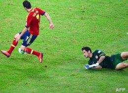 10-0: España golea a Tahití (VÍDEO)