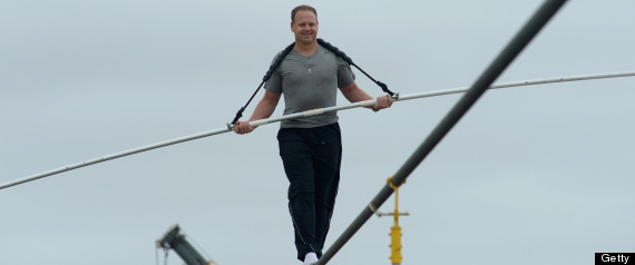 NIK WALLENDA GRAND CANYON