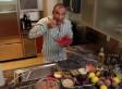 Ensalada fresca y estimulante de atún de Diego Di Marco (VIDEO)
