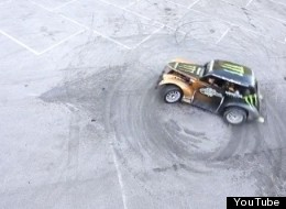 Car Doughnut World Record
