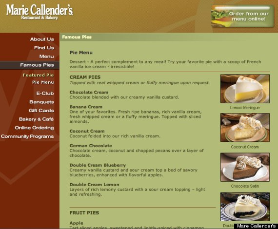 Marie Callender's Camarillo Menu - View the Menu for Marie Callender's Ventura County on Zomato for Delivery, Dine-out or Takeaway, Marie Callender's menu and prices. Marie Callender's Menu.