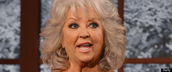 THE FOOD NETWORK PAULA DEEN