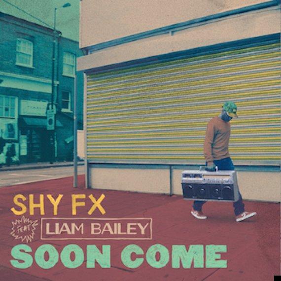 shy fx