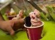 Menchies' Frozen Yogurt: Quebec Language Police Took Our Plastic Spoons