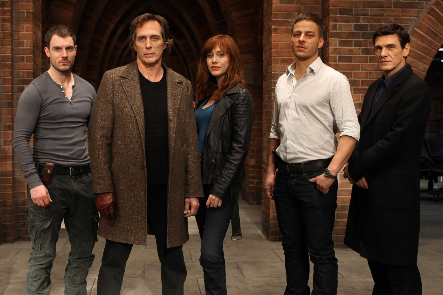 Crossed The Line Quotes: 'Crossing Lines': William Fichtner Reveals 'Sons Of