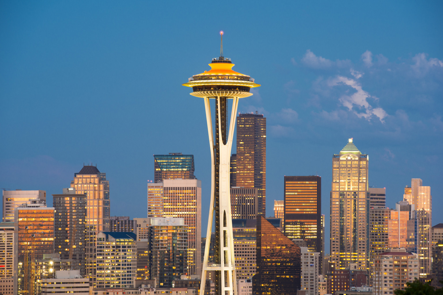 ... City To The Emerald City: 28 Hours In Seattle - Fox 2 News Headlines