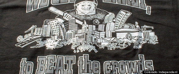 cop t-shirts