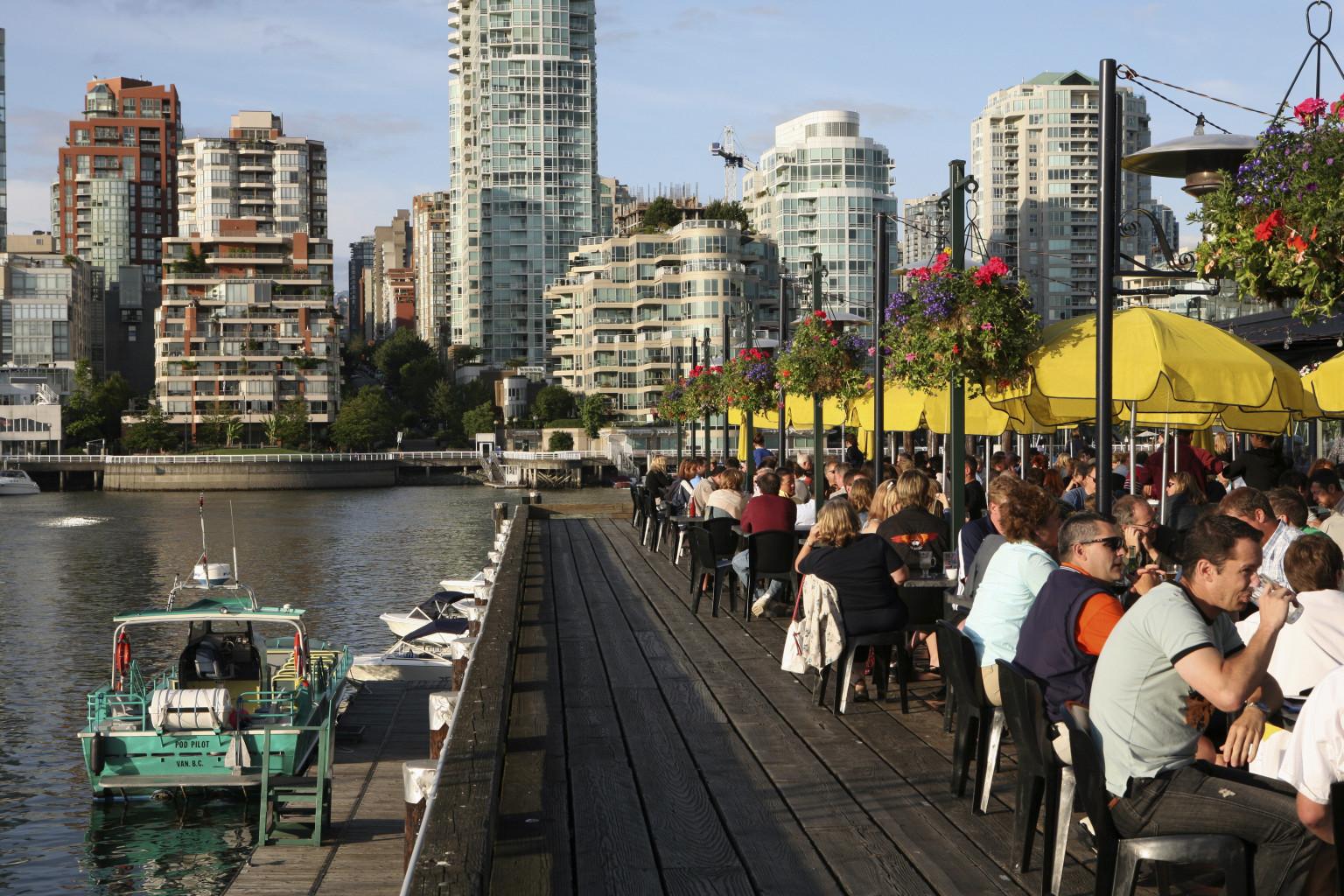 Granville Island Public Market: Vancouvers Best Seaside