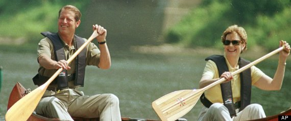 al gore canoe