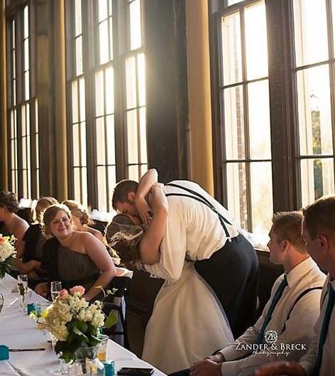 heidi eding michigan bride