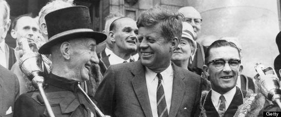 JFK IRELAND