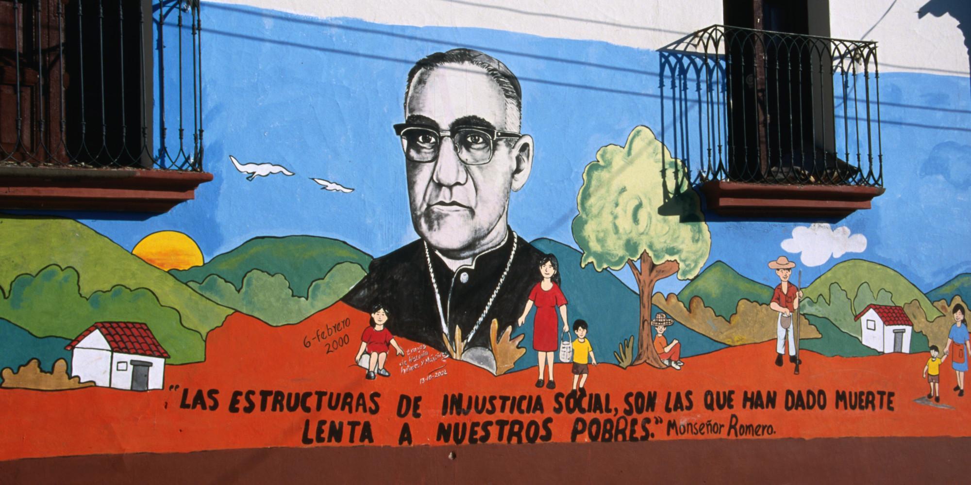 Blessed Oscar Romero also Catholic Meida Archbishop Romero Martyr To Be Beatified May 23 besides Romero as well Cnnee Spec Romero Beatification Guerrilla Radio Carlos Henriquez further C3 93scar Romero. on oscar romero beatification