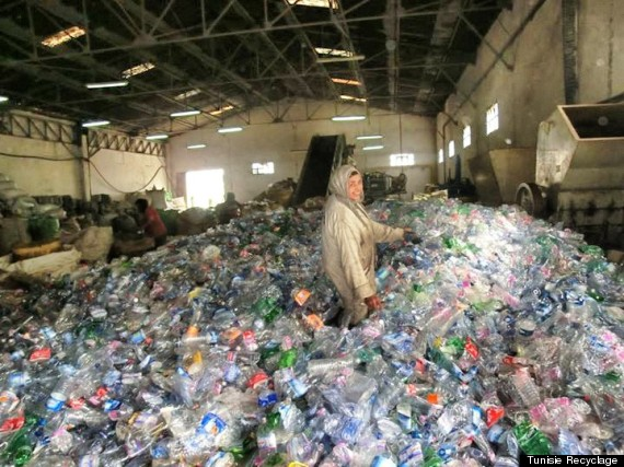 tunisie recyclage