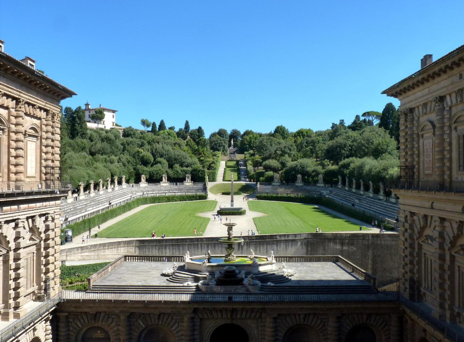 Unesco ville e giardini medicei diventano patrimonio for Giardini foto ville
