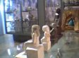 Spinning Egyptian Statue Mystery Solved (VIDEO)