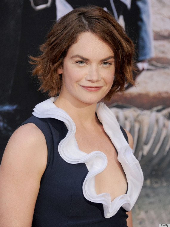 Ruth Wilson: Ruth Wilson's Ruffles: Yay Or Nay? (PHOTOS, POLL)