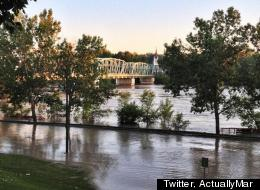 Medicine Hat Flooding