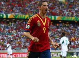 España va a semis perfecto (VIDEO)
