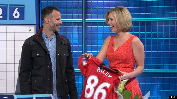 ryan giggs rachel riley