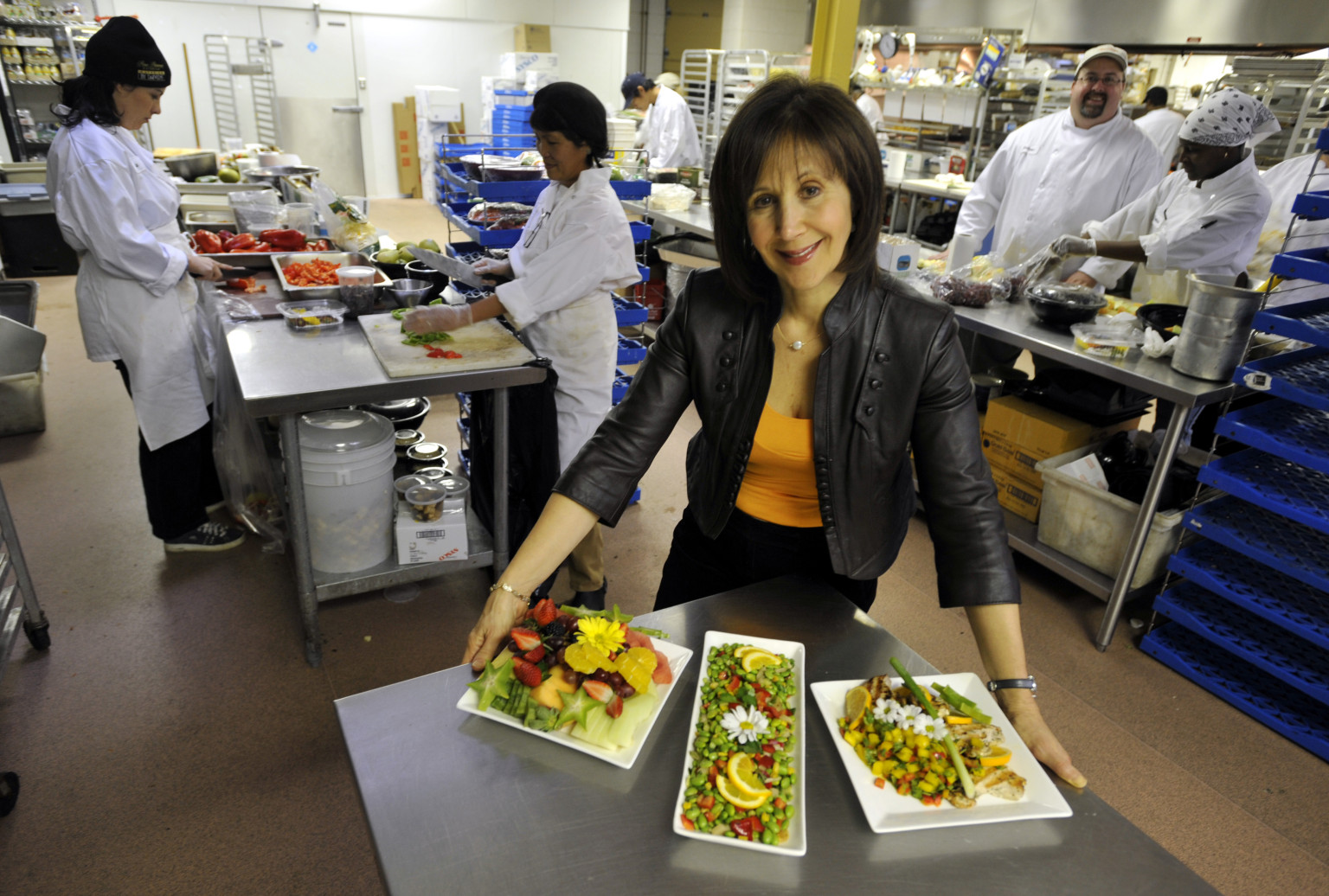 what i would change about eating habits in rose reisman