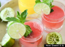 Aguas Frescas To Keep You Cool