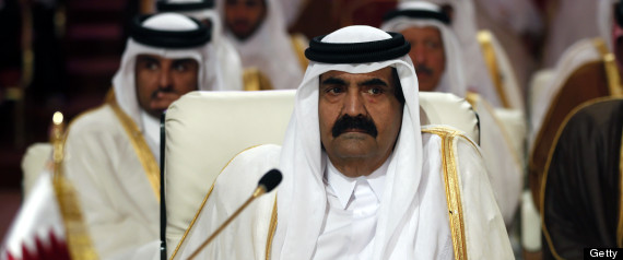 Qatar Emir Transfers Power To Son