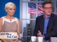 Mika Brzezinski On Glenn Greenwald: 'Why Didn't You Answer The Question?' (VIDEO)