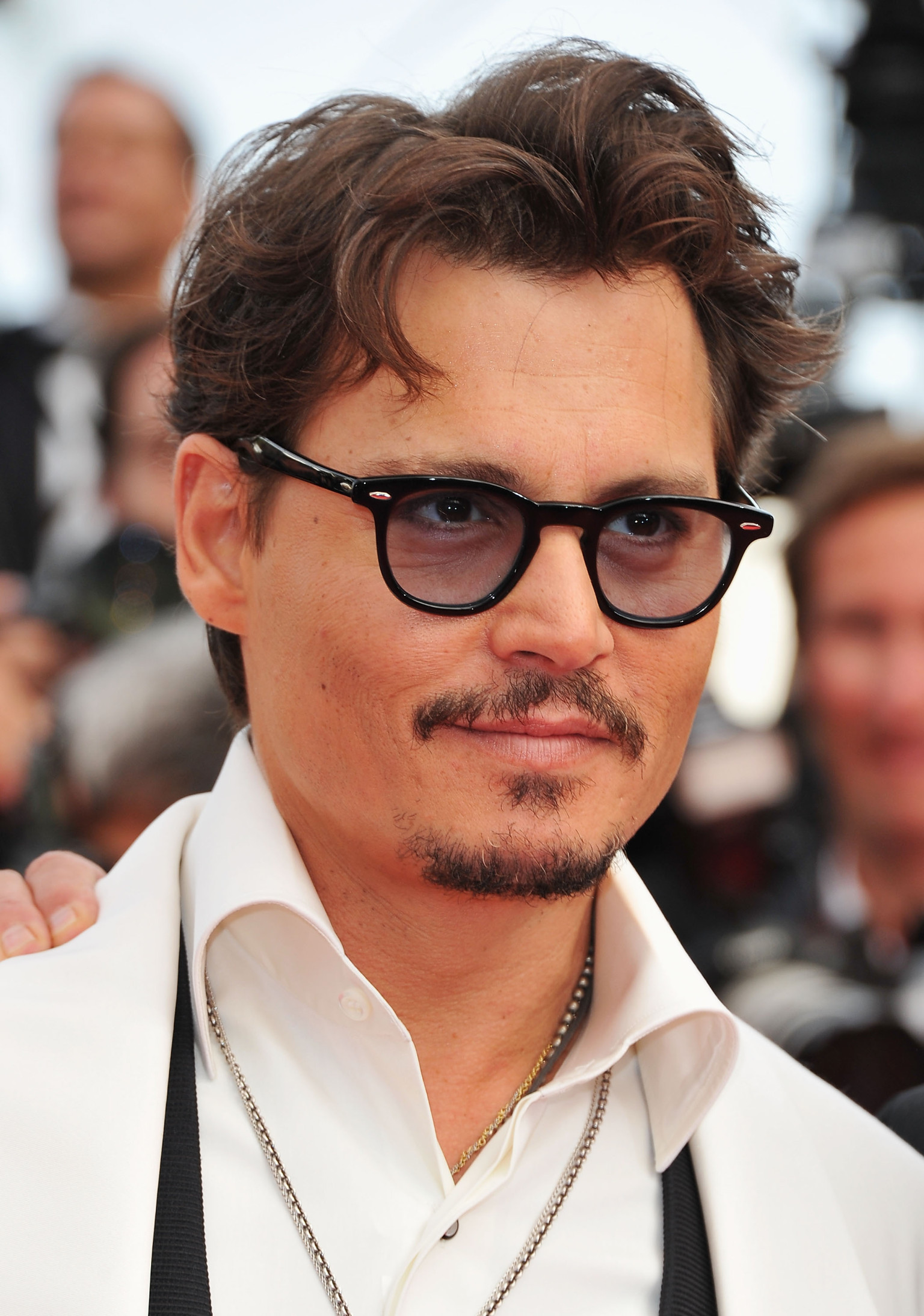 Johnny Depp Put A Huge Scorpion In His Mouth For Fun ... Johnny Depp