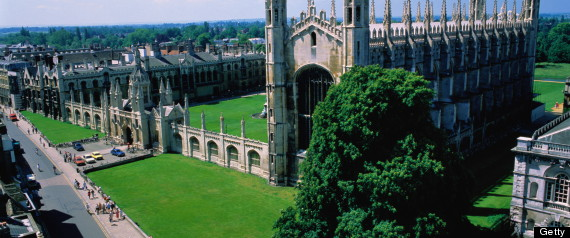 Bright Pupils Snub Oxbridge For US