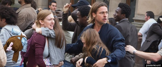 world war z ending