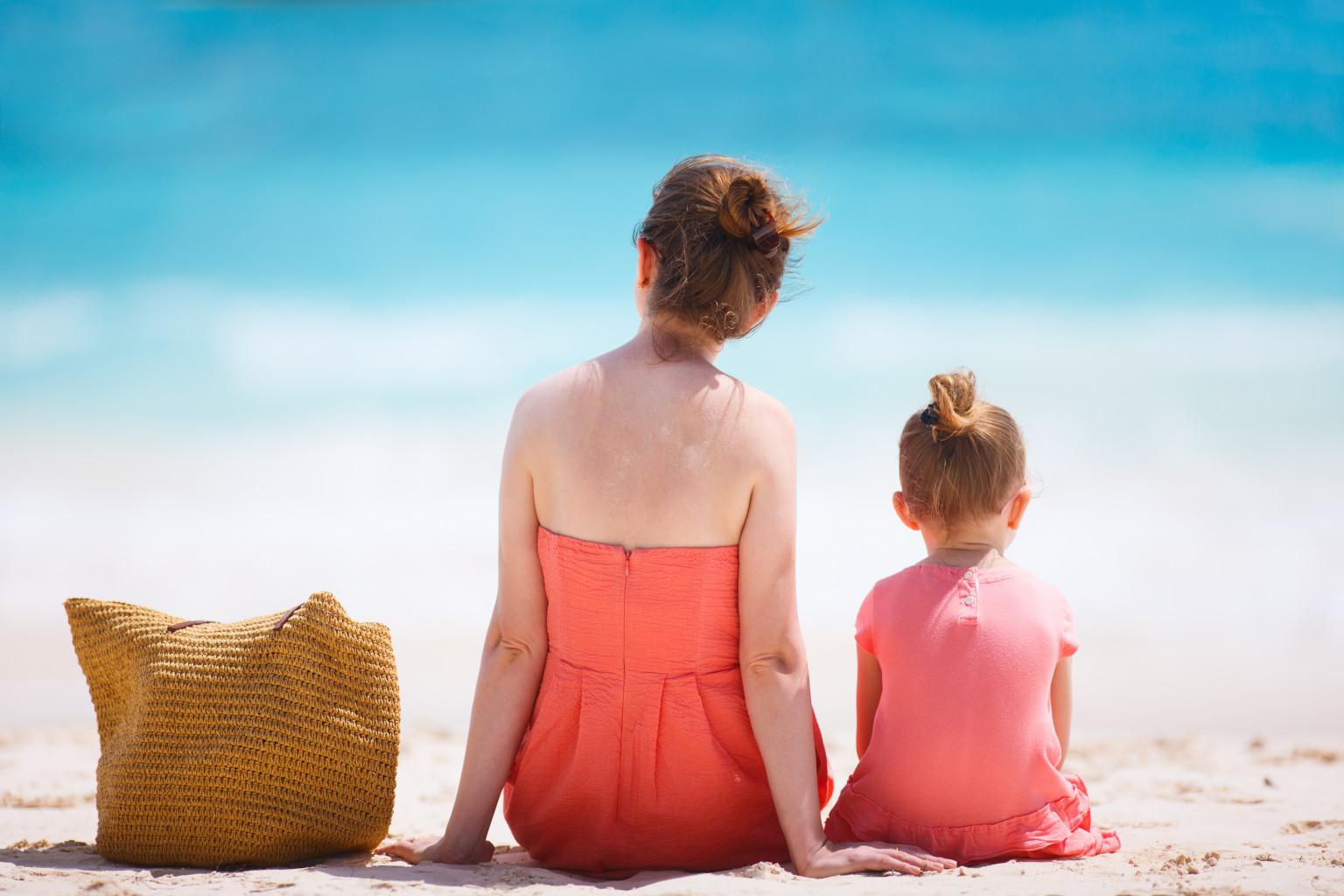 Фото мамы и дочки без лица, Мамы и дочки (19 фото) 4 фотография