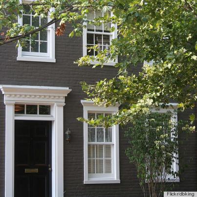 jfk georgetown house