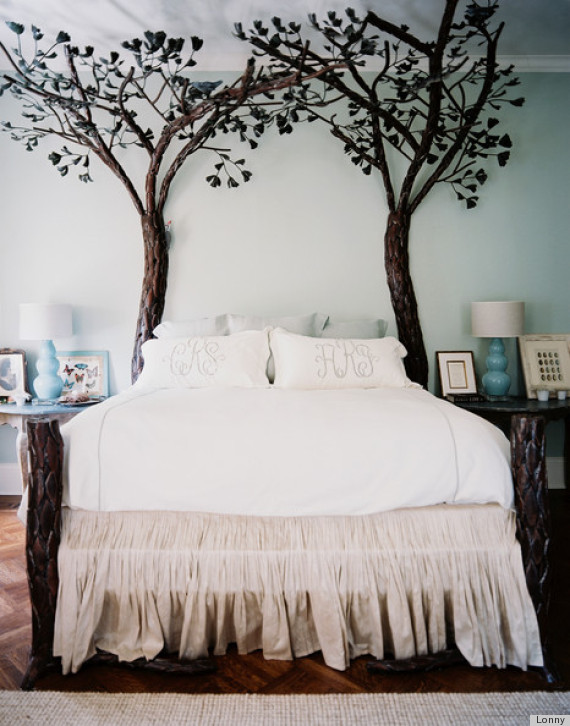 8 romantic bedroom ideas from lonny that will totally get - Diy romantic bedroom ideas ...