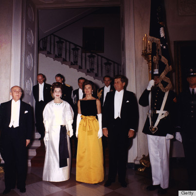 jfk jackie kennedy white house